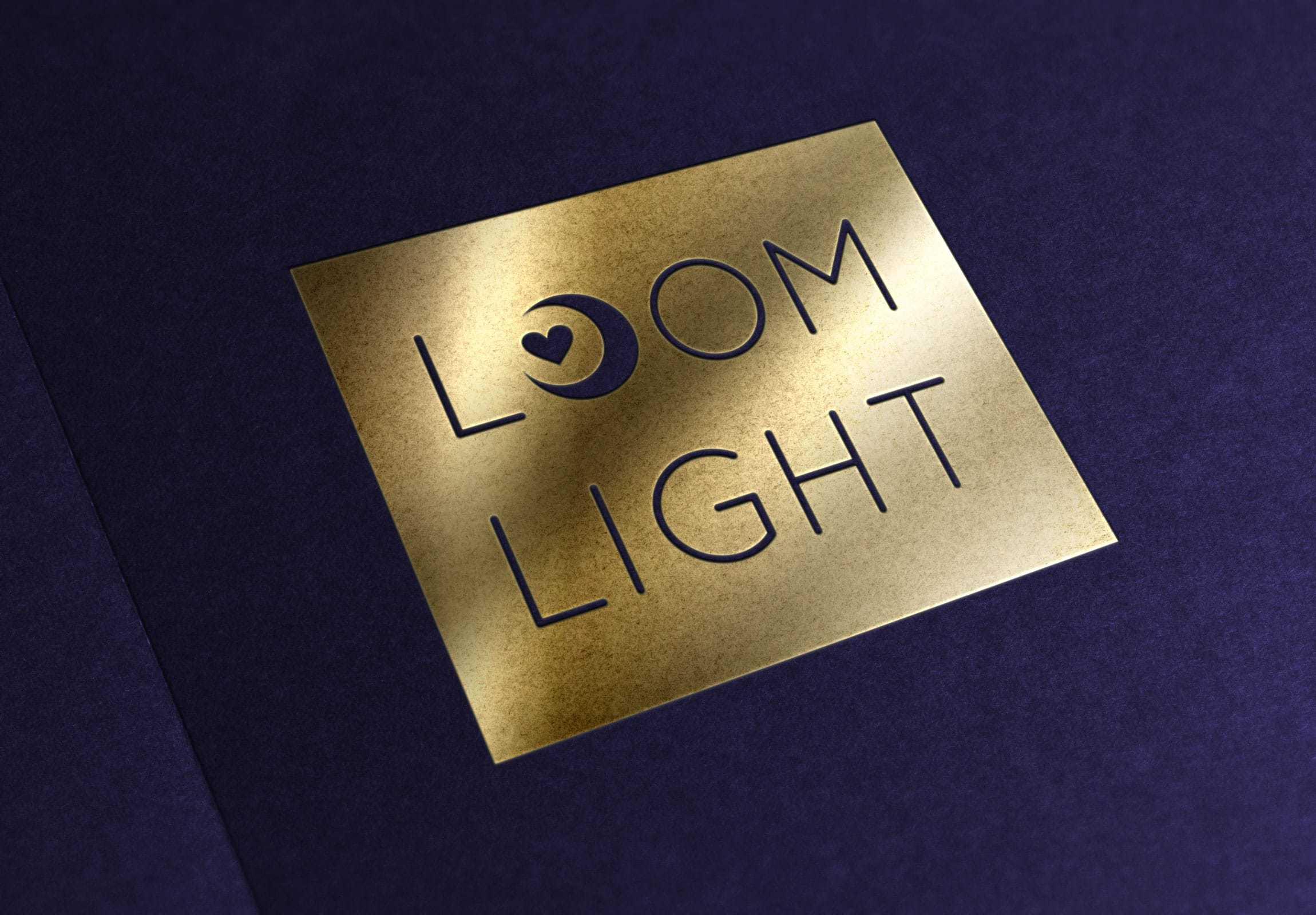 Loomlight Logo Logodesign