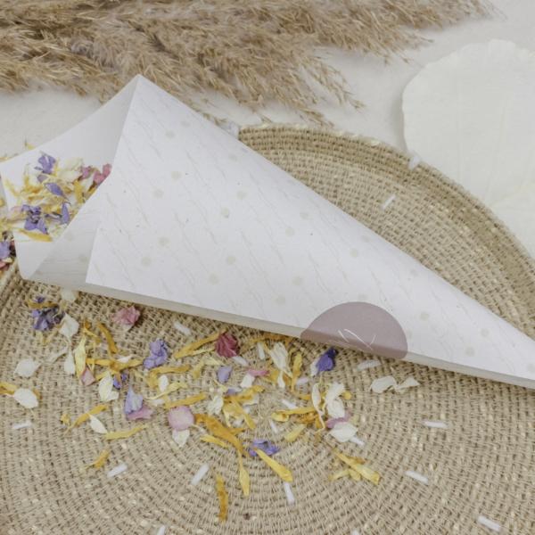 Miss Hanami Dip Dye Blütengekel