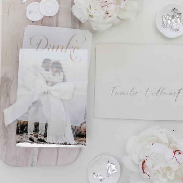 Miss Hanami Dreamy Dankeskarte