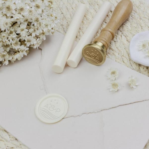 Miss Hanami Hochzeitslogo Siegel