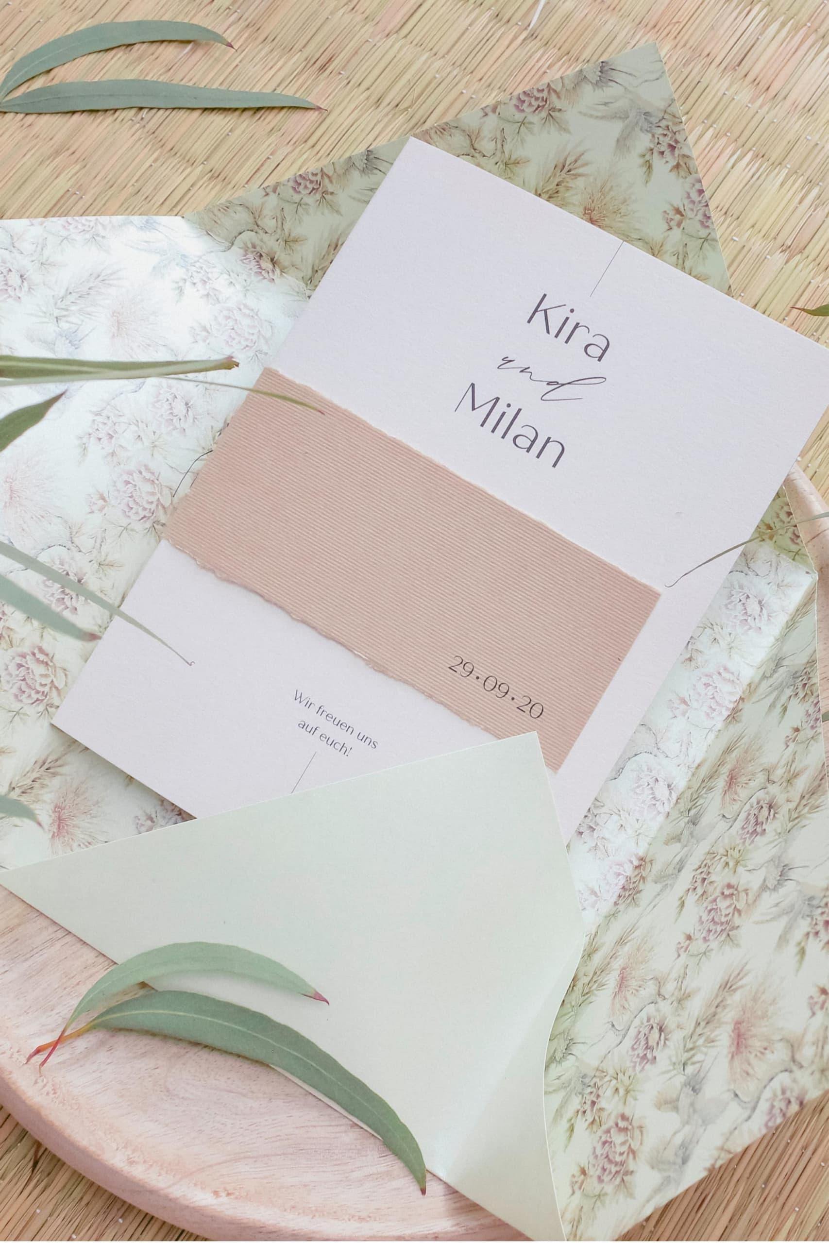 Miss Hanam Tokio Einladung