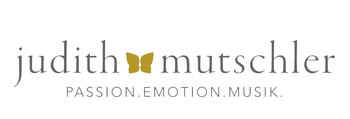 Logo Judith Mutschler Sängerin