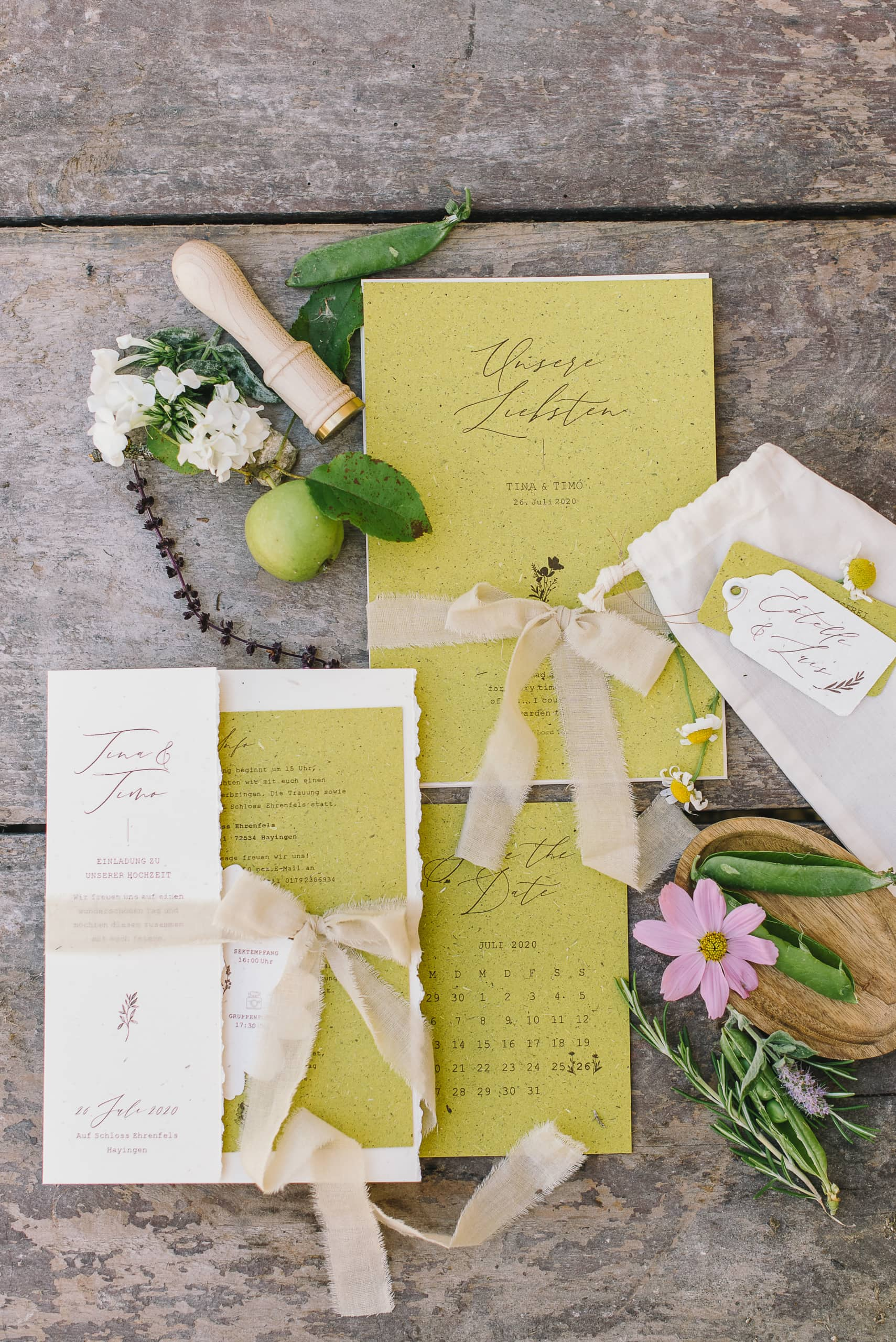 Miss Hanami Green_Wedding