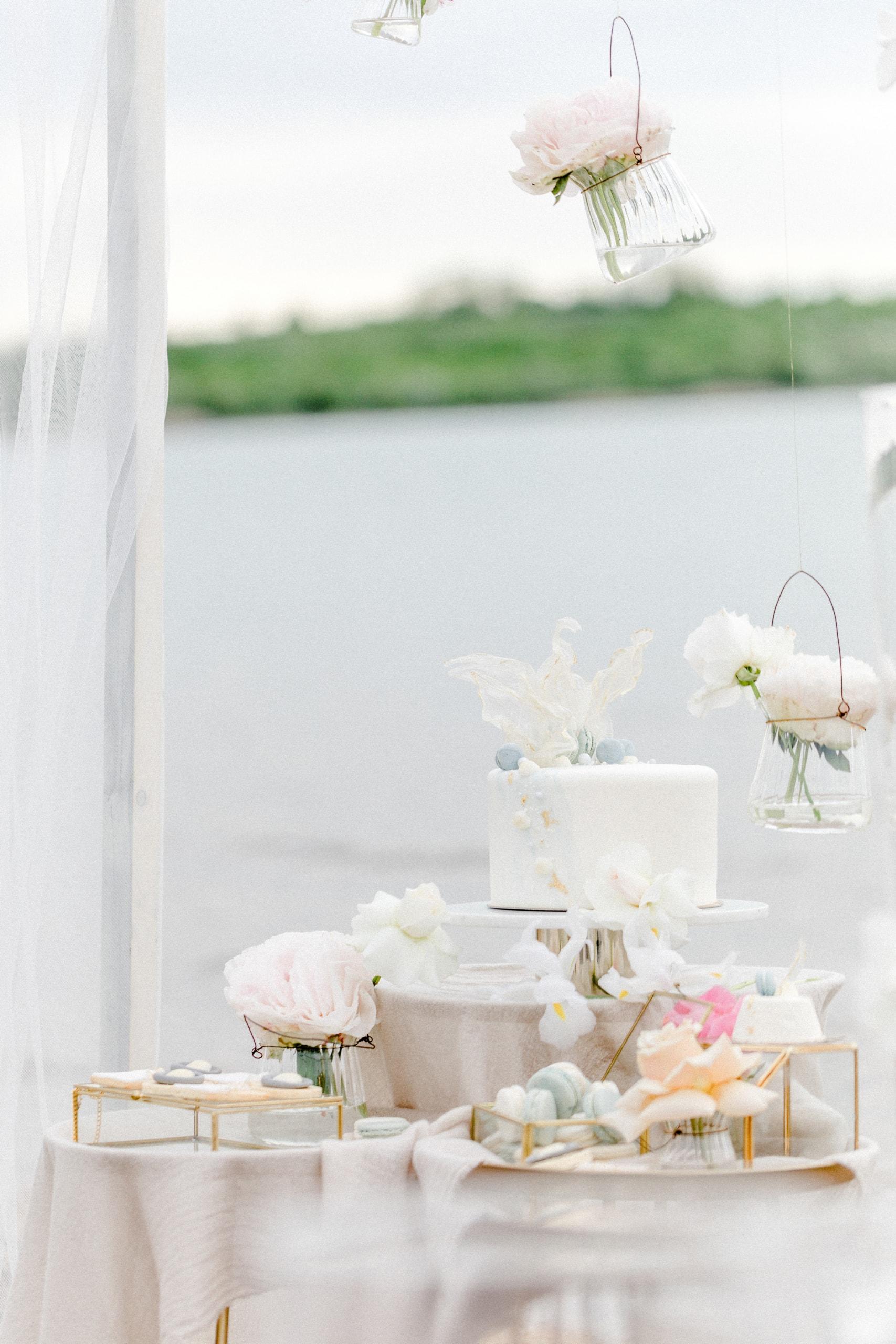 See Hochzeit Fine Art Torte