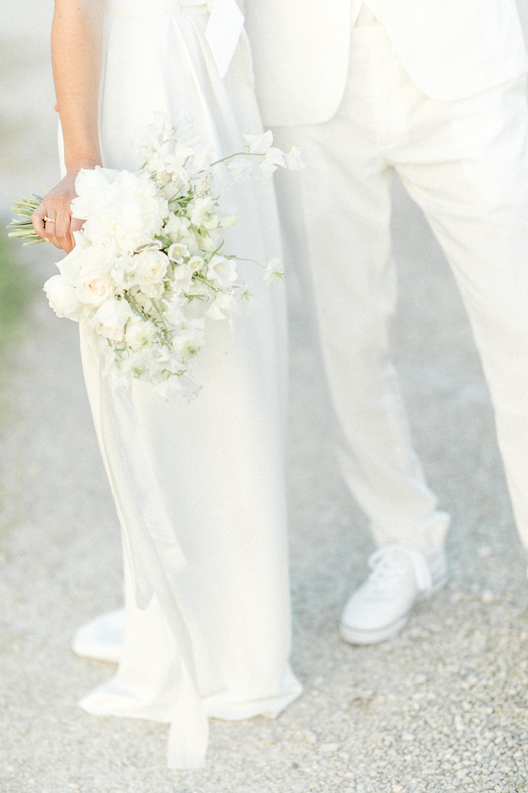 White Wedding Pour l'amour Fine Art Brautpaar