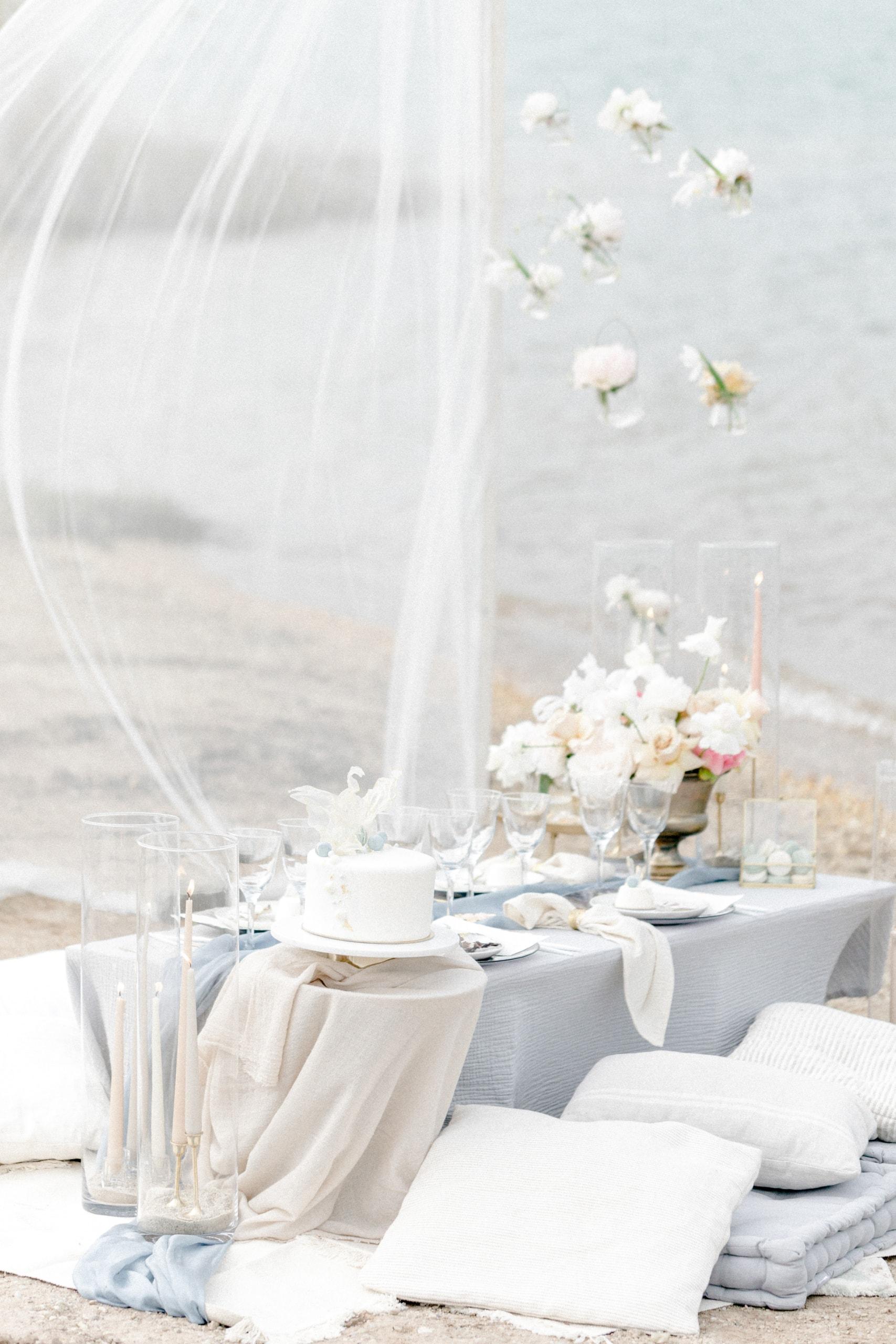 See Hochzeit Fine Art Tisch Setting