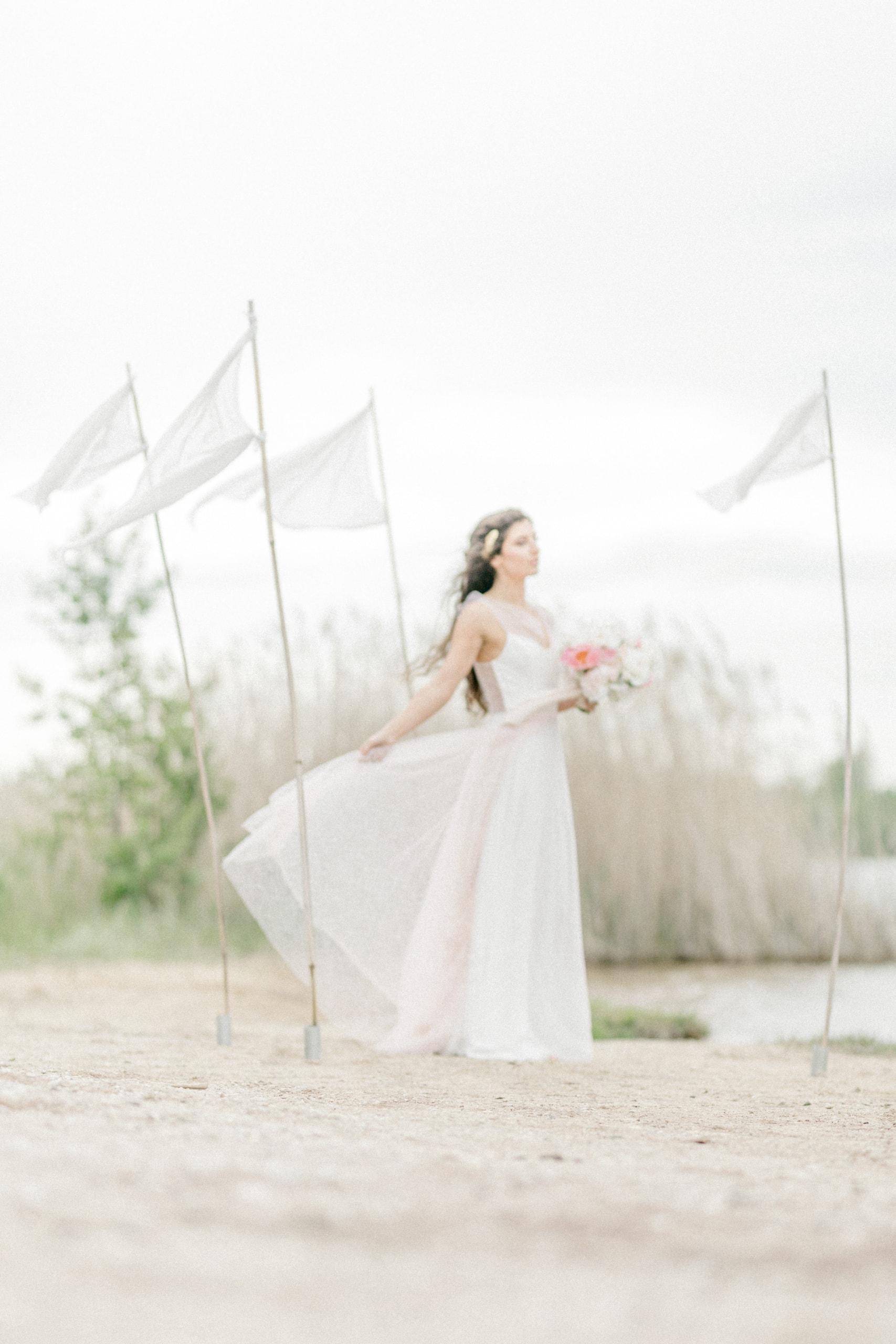 See Hochzeit Fine Art Brautkleid