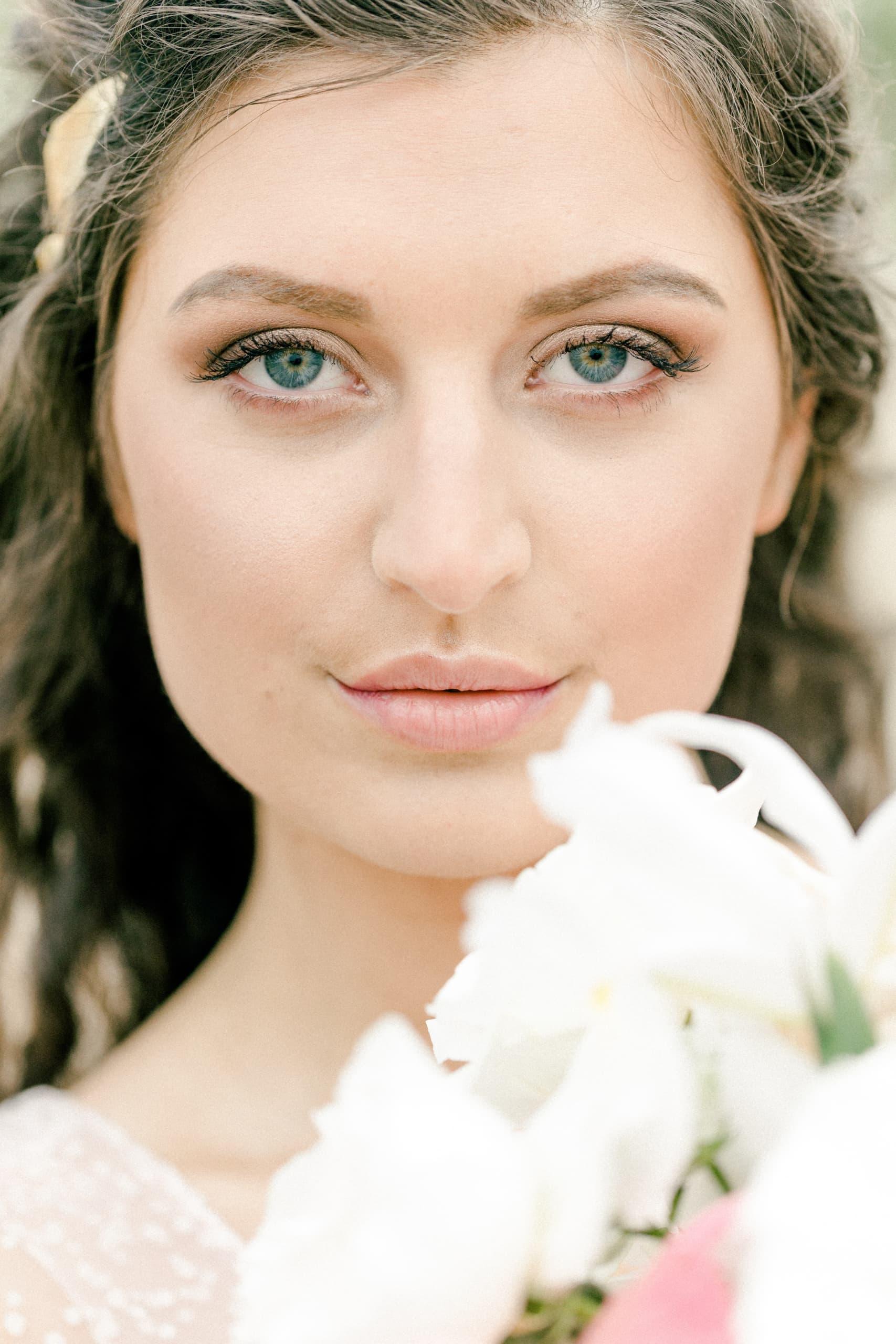 See Hochzeit Fine Art Make-up