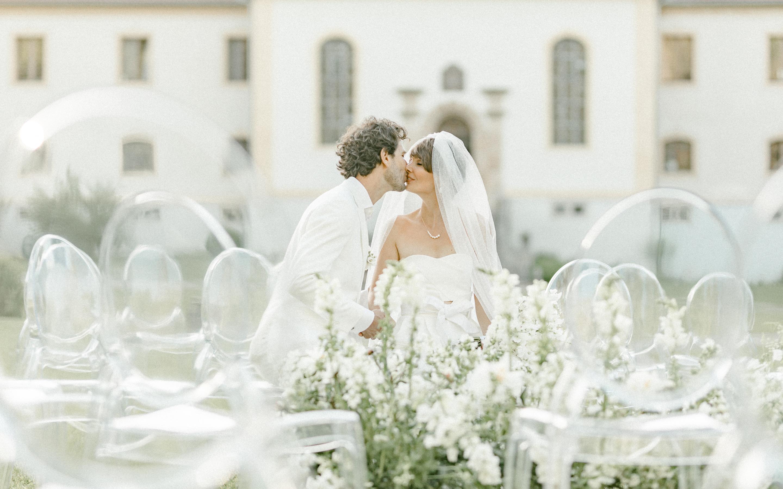 White Wedding Pour l'amour Fine Art Trauung