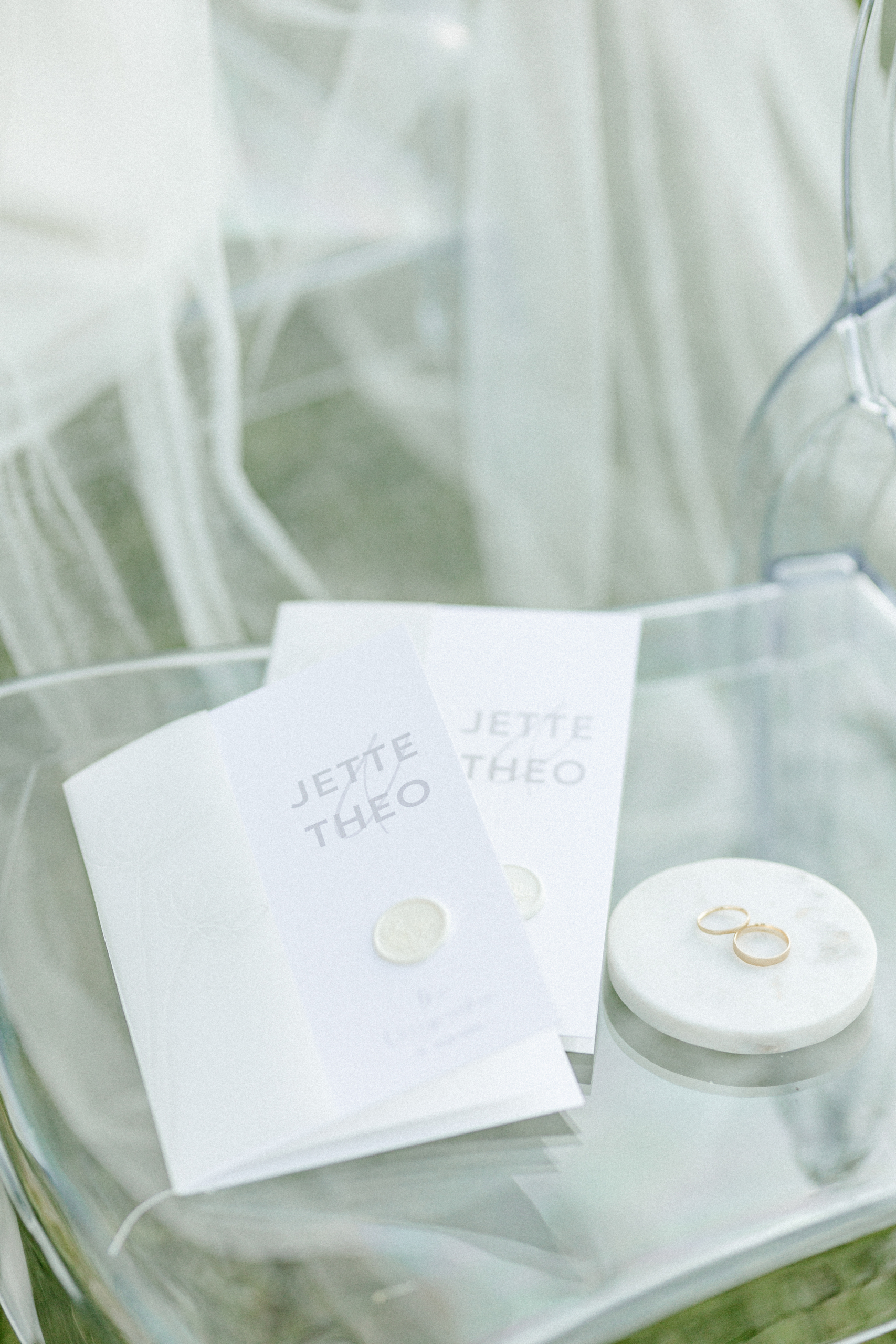 White Wedding Pour l'amour Fine Art Gelübdebuch